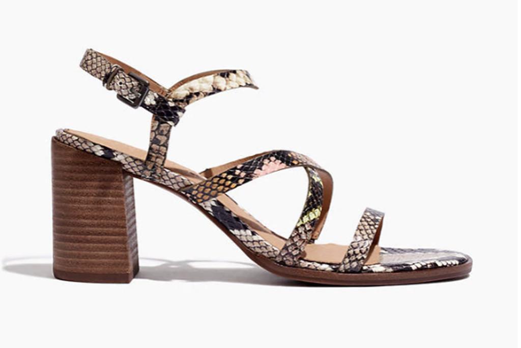 madewell heel, madewell shoes, madewell sale