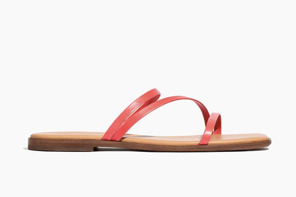 madewell sandals, madewell sale, madewell shoes