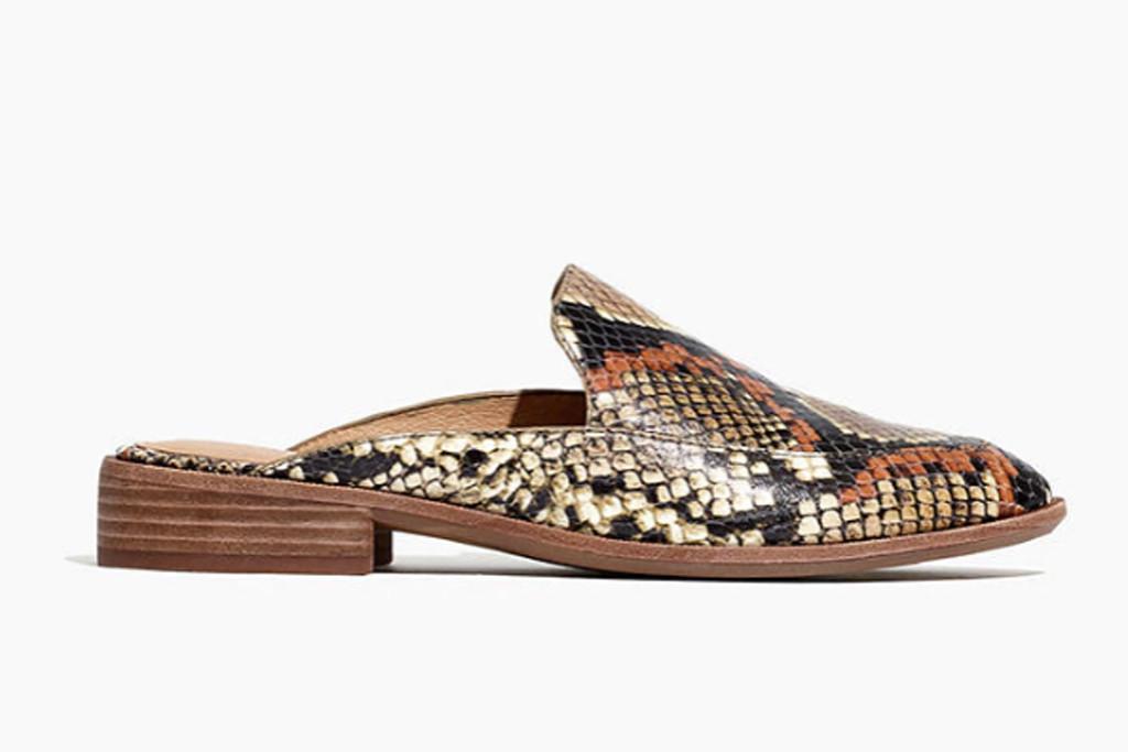 madewell loafer, madewell shoes, madewell sale