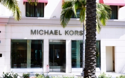 Michael Kors on Rodeo Drive in