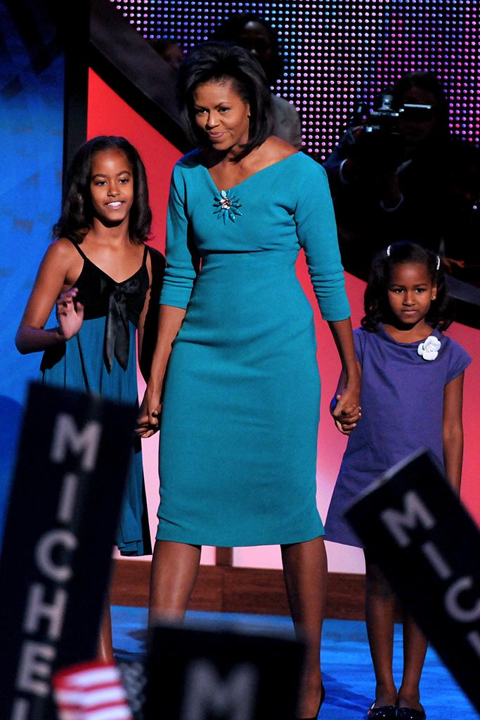 Michelle Obama Convention 2008