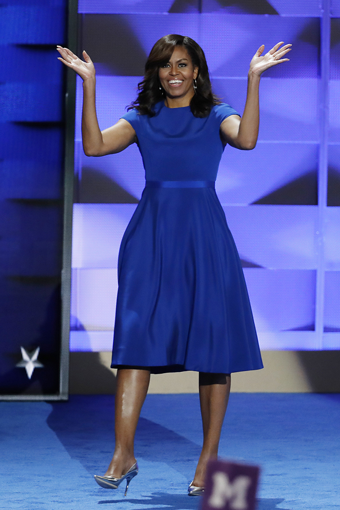Michelle Obama 2016 Convention