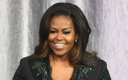 michelle obama, style, dress, shoes, skinny