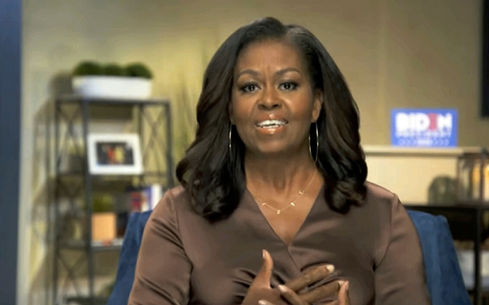 Michelle Obama By Chari Vote Necklace