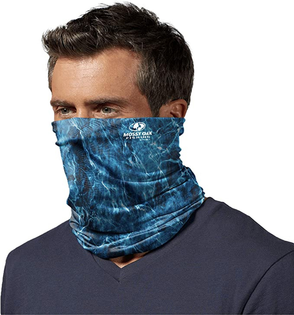 Mission, face mask, neck gaiter, face covering