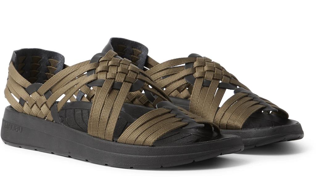 huaraches, malibu sandals