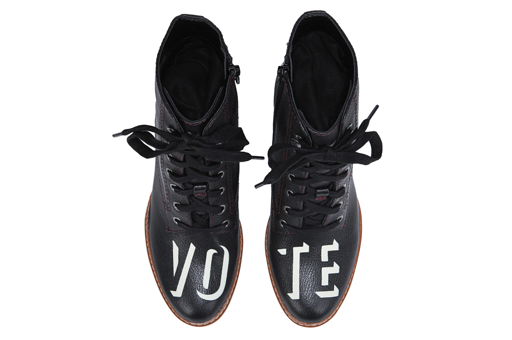 Naturalizer Vote Boot