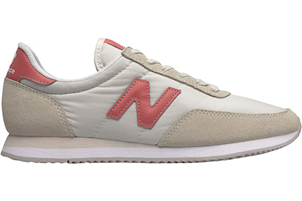 new balance, classic sneakers, pink new balance