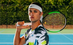 Nike Andre Agassi-Inspired Tennis Collection to