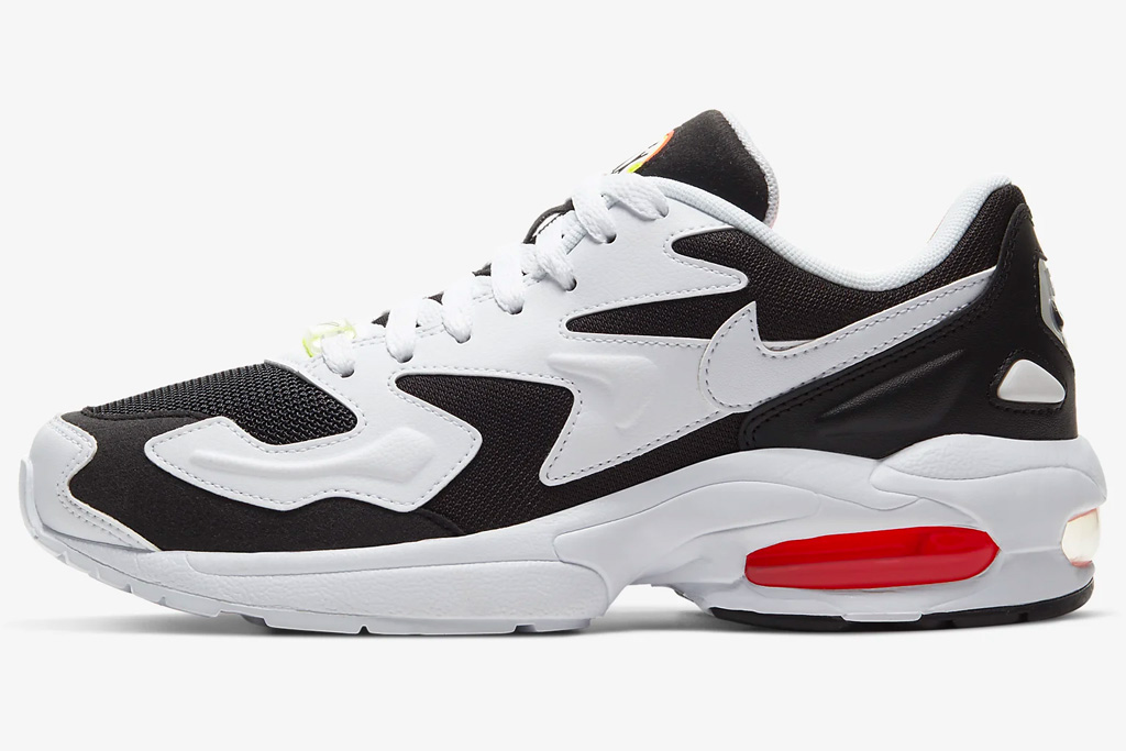 nike, air max, light, 2, sneakers, black, red, white
