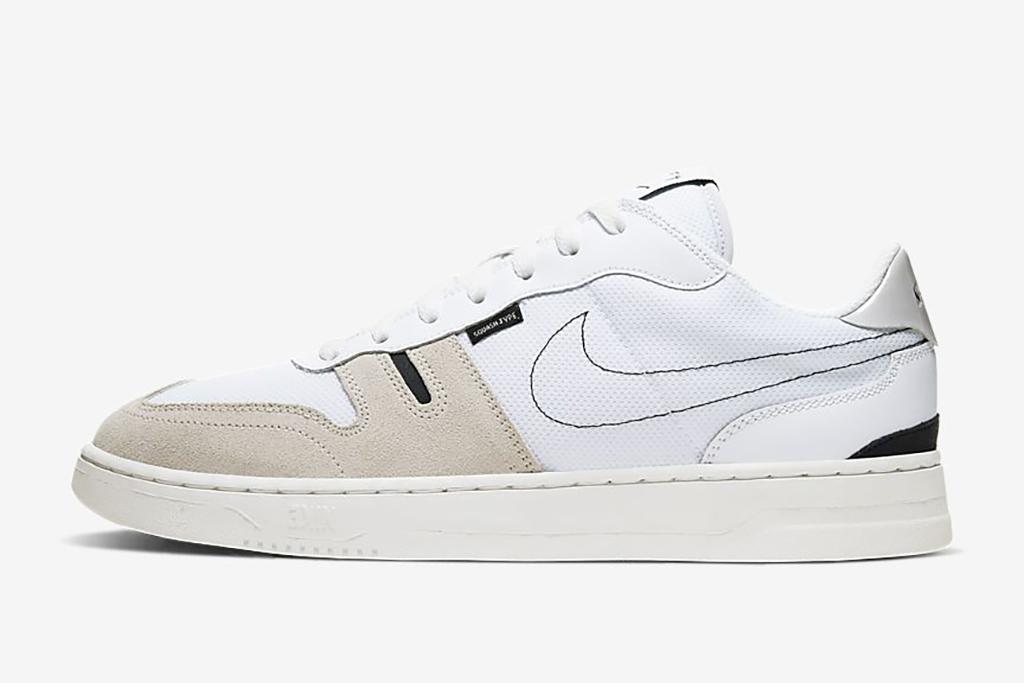 Nike Squash-Type Summit White