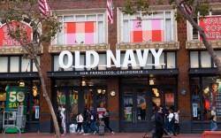 Old Navy Store San Francisco California