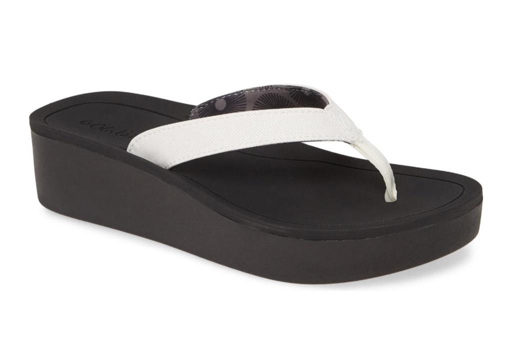 Olukai Pio Lua, Platform Flip Flops