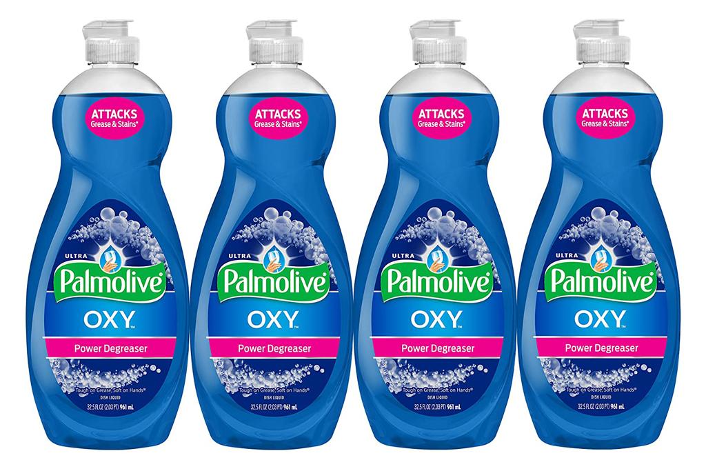 palmolive, detergent