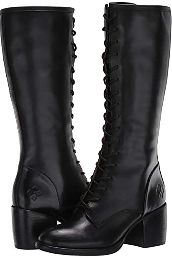 Patricia Nash Combat Boots