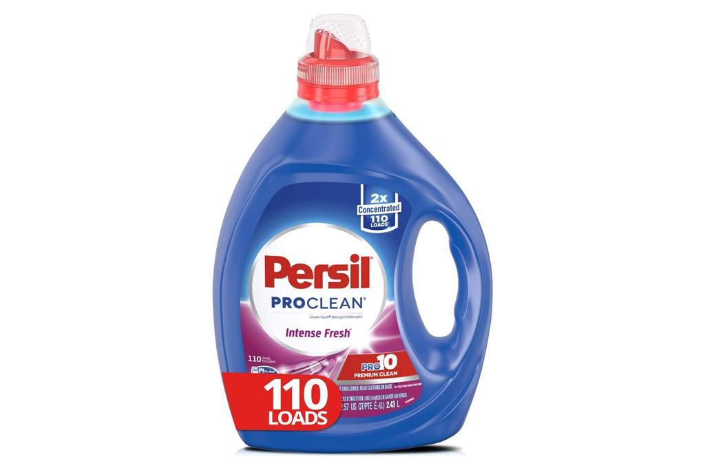 persil, detergent