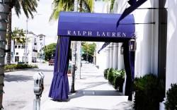 Ralph Lauren on Rodeo Drive in