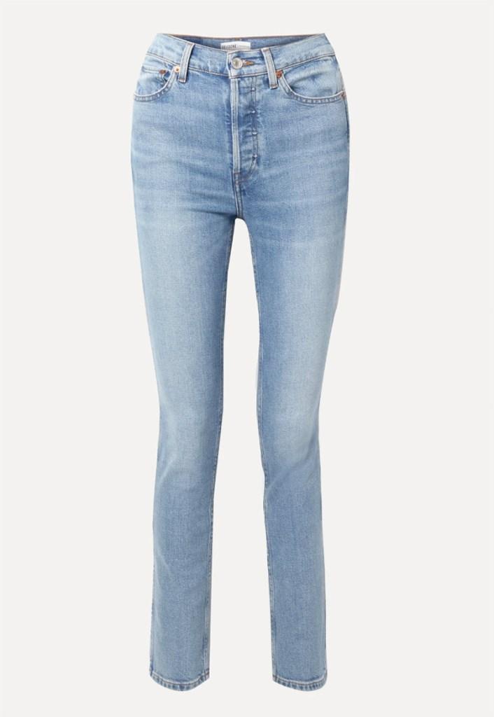 skinny jeans, redone