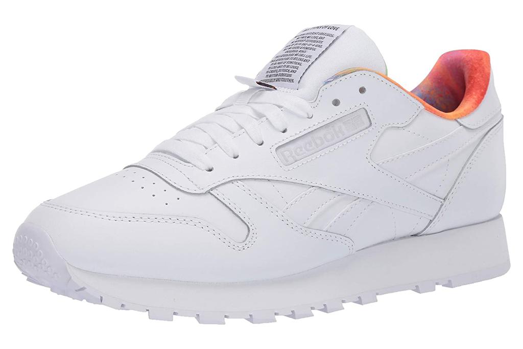 reebok, classic, sneakers, amazon sale