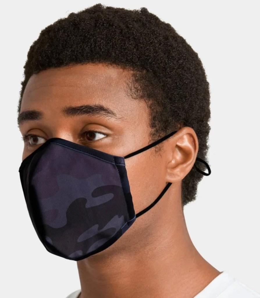 face mask, exercise, mask, workout