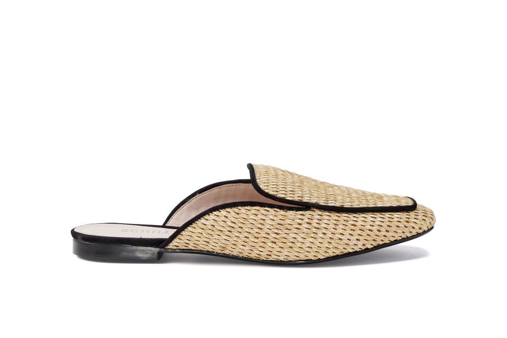 schutz, schutz shoes, raffia, raffia trend, raffia shoes, summer 2020 shoe trends, fall 2020 trends