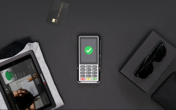 Flat lay of Lightspeed payment solutions