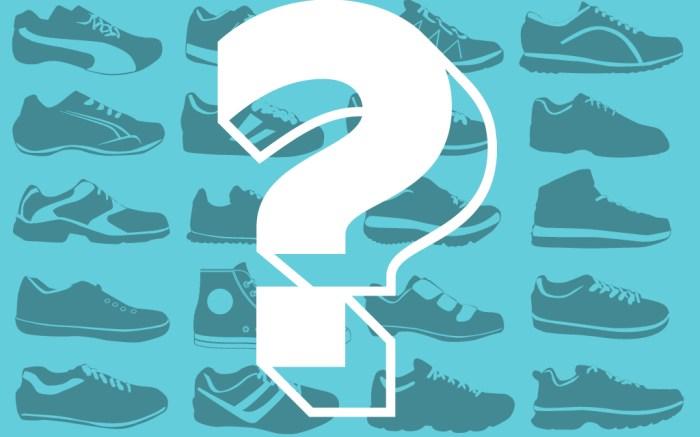 sneaker brand survey