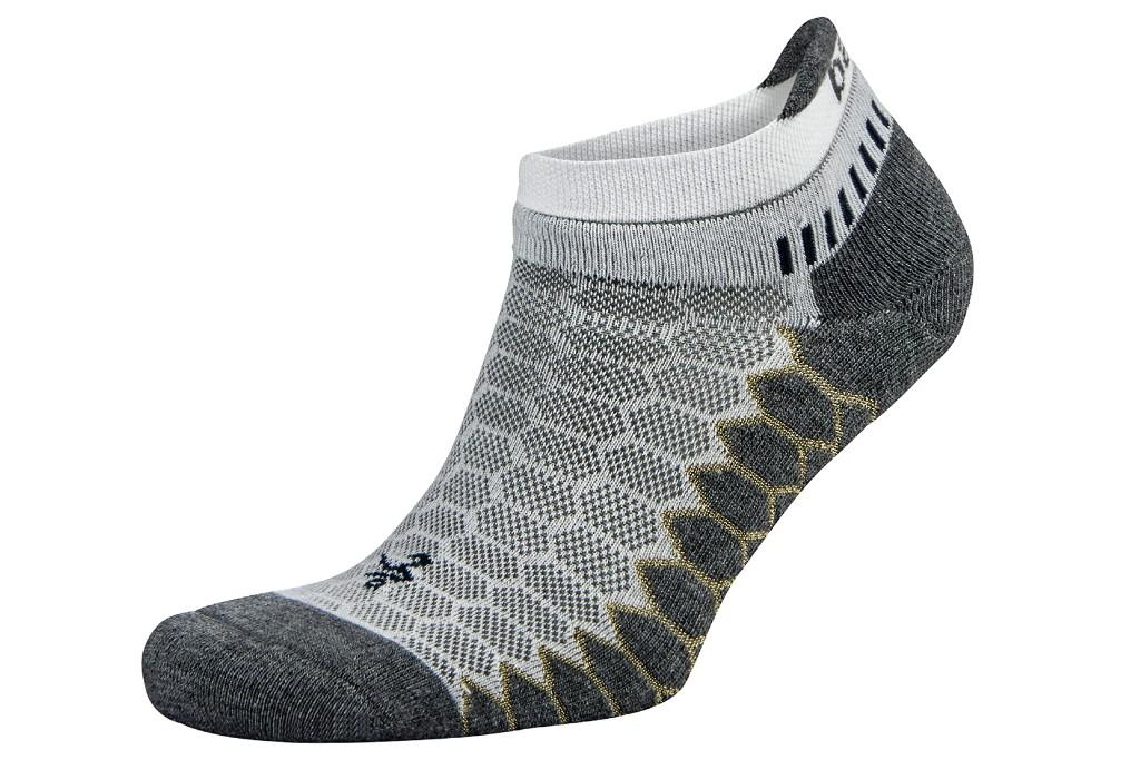 Balega Silver No-Show Running Socks