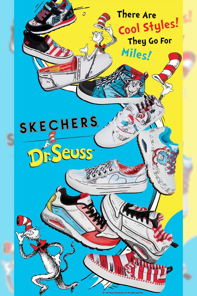 Skechers, Dr. Seuss