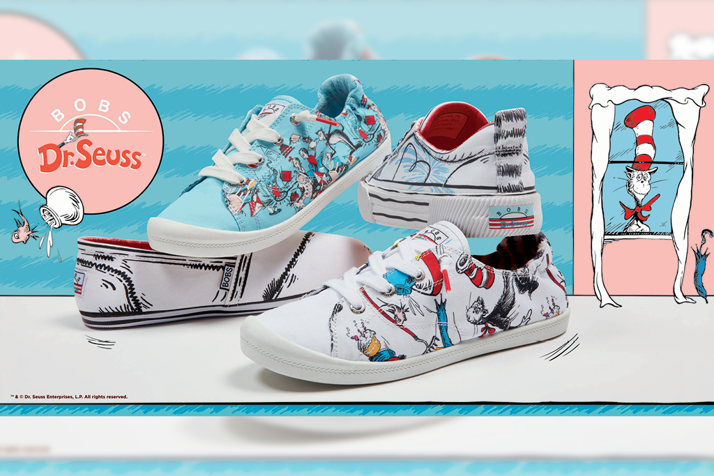 Skechers x Dr. Seuss Collection Release