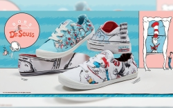 skechers, dr seuss