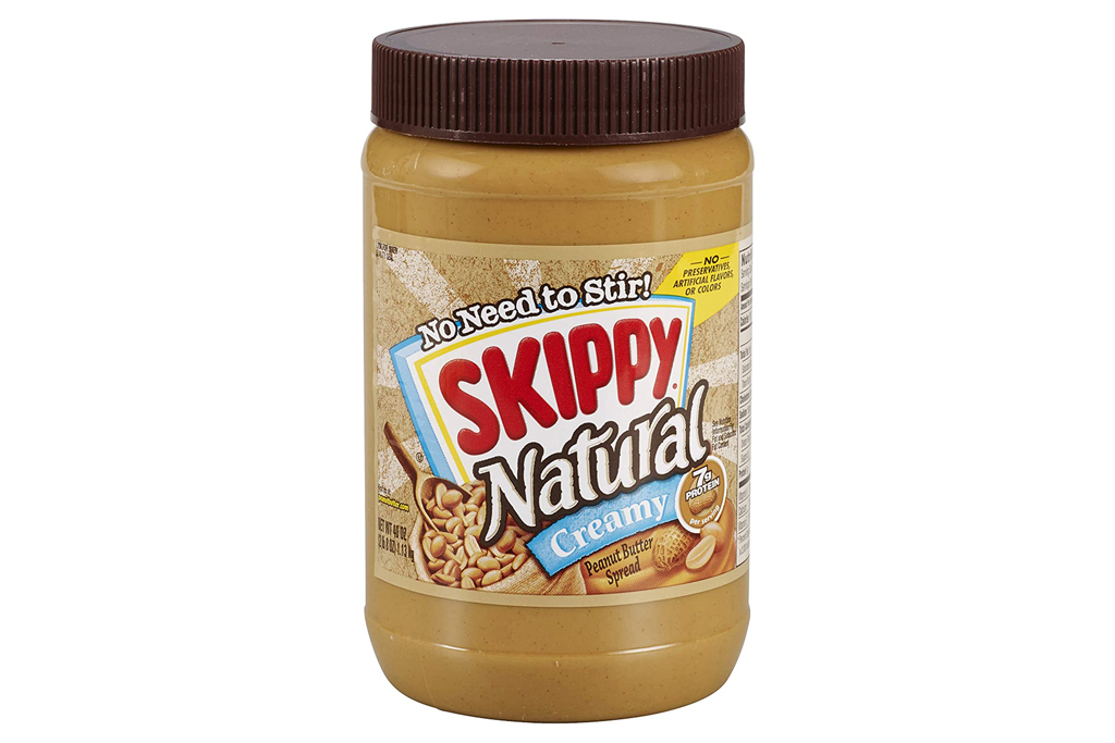 skippy, peanut butter