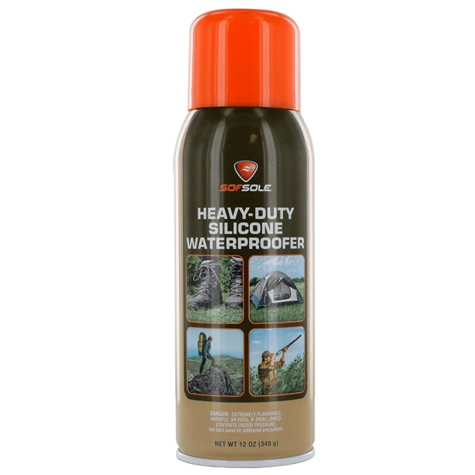 Sof Sole unisex-adult Silicone Waterproofer Spray