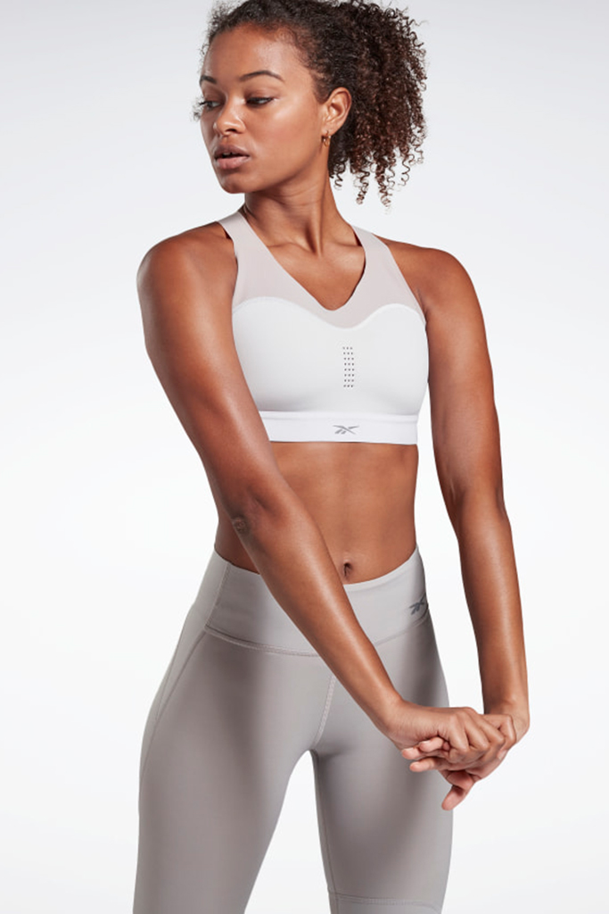 best sports bra for running, sports bras for women, reebok sports bra