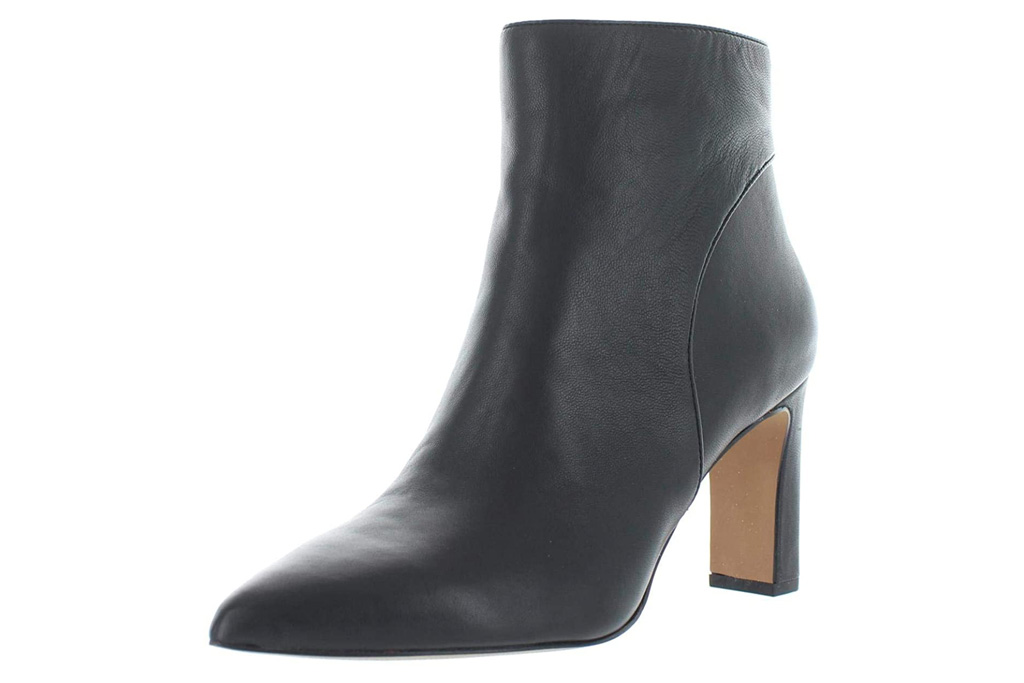 steve madden, black boots, pointed toe, boots