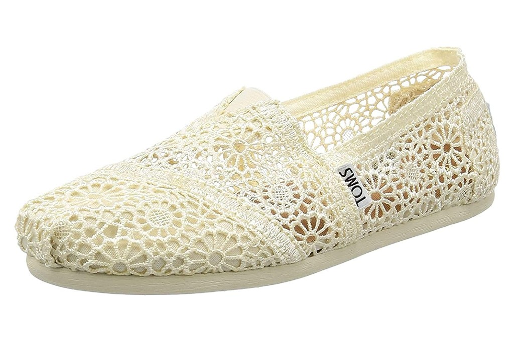 Toms Moroccan Crochet Classic