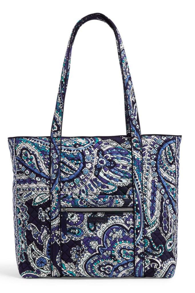 vera bradley tote, best tote bag, back to school bags