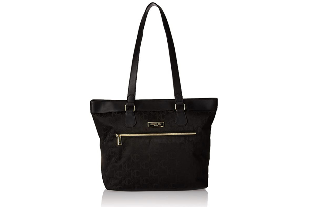 kenneth cole tote bag, black tote bag, best tote bag
