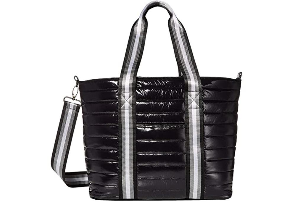 black tote bag, best tote bags, think royln wingman bag