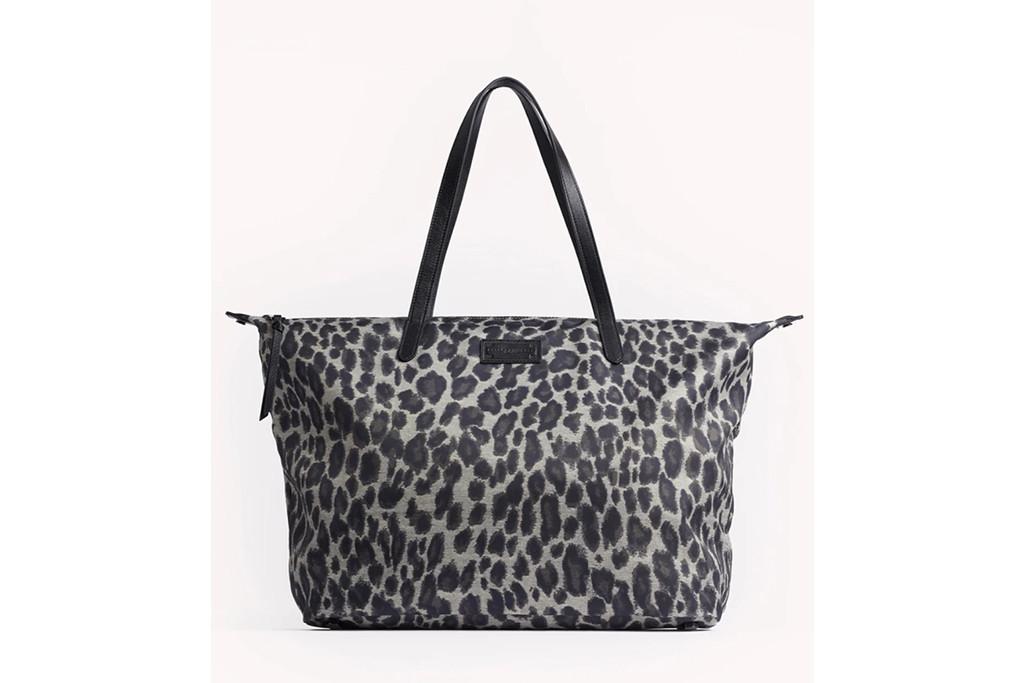 rebecca minkoff tote, leopard print tote, best tote bags