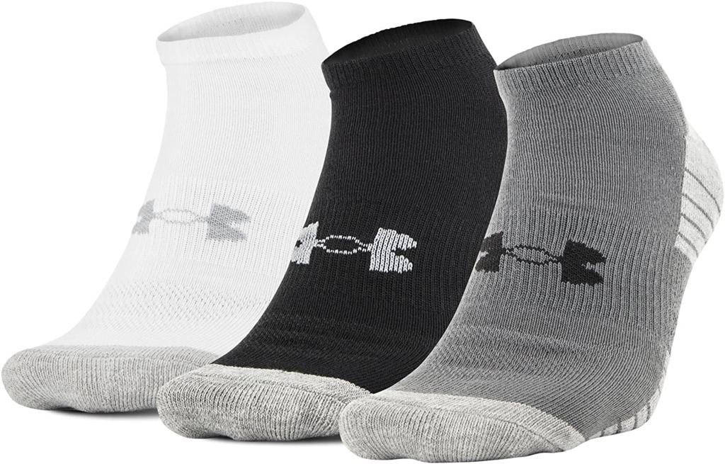 under armour heat gear low cut socks