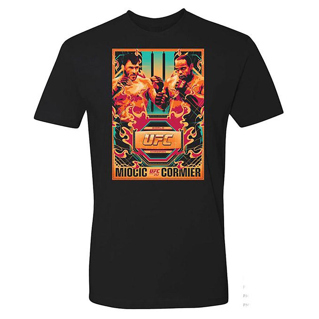 UFC 252 Artist Series T-Shirt