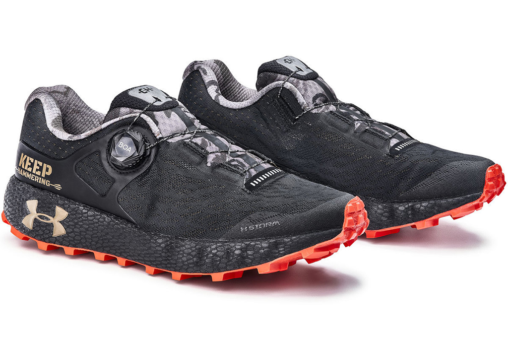Under Armour Hovr Machina Off Road Cameron Hanes Keep Hammering