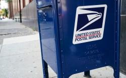 USPS Mailbox New York