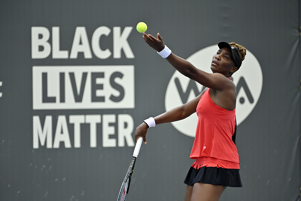 Venus Williams Black Lives Matter