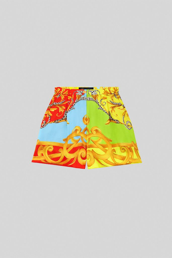 versace shorts, versace womens, versace print, versace kids