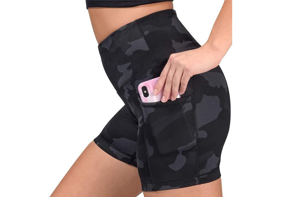 yoga shorts, best yoga shorts for women, biker shorts, shorts, yogalicious