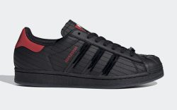 Star Wars x Adidas Superstar 'Darth