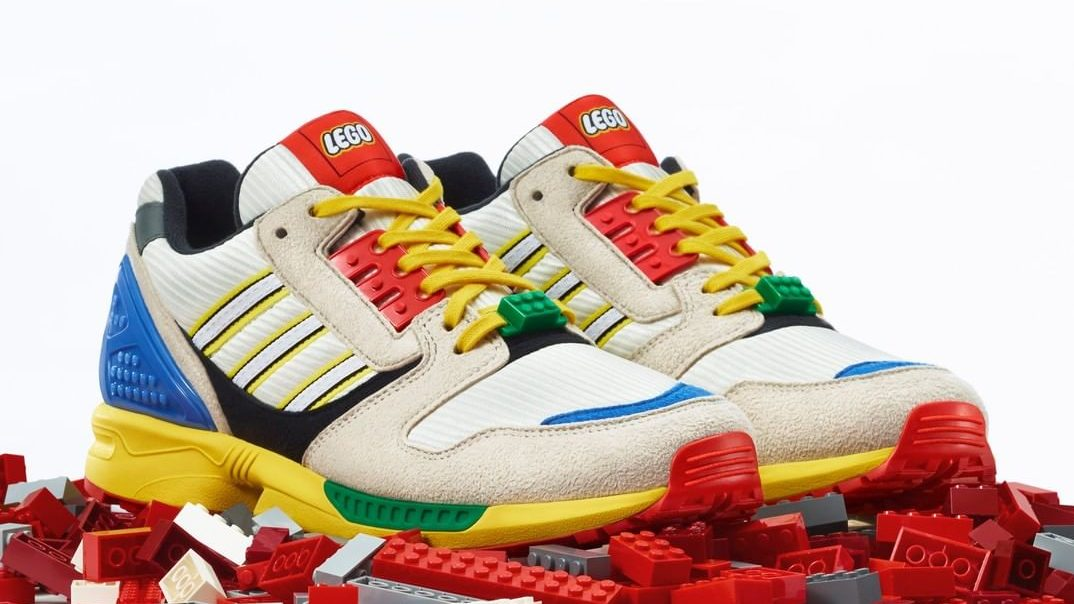 Lego x Adidas ZX 8000: Release Info, Price and More