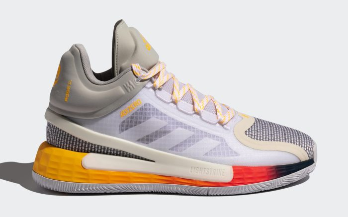 Adidas D Rose 11 Lateral
